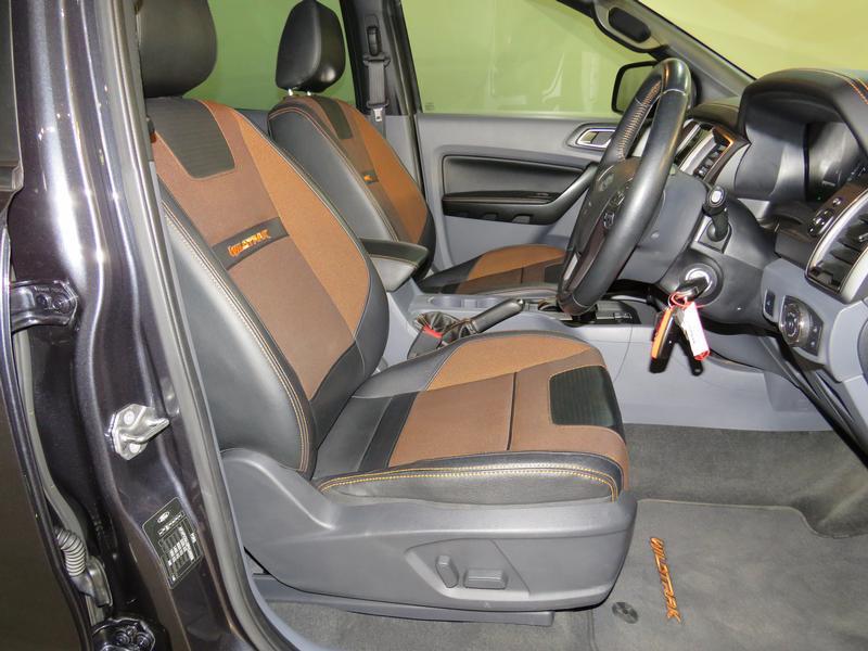 Ford Ranger 3.2 Tdci Wildtrak 4X4 D/cab At Image 8
