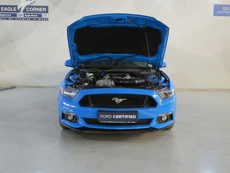 Ford Mustang 5.0 Gt Convertible At Image 16