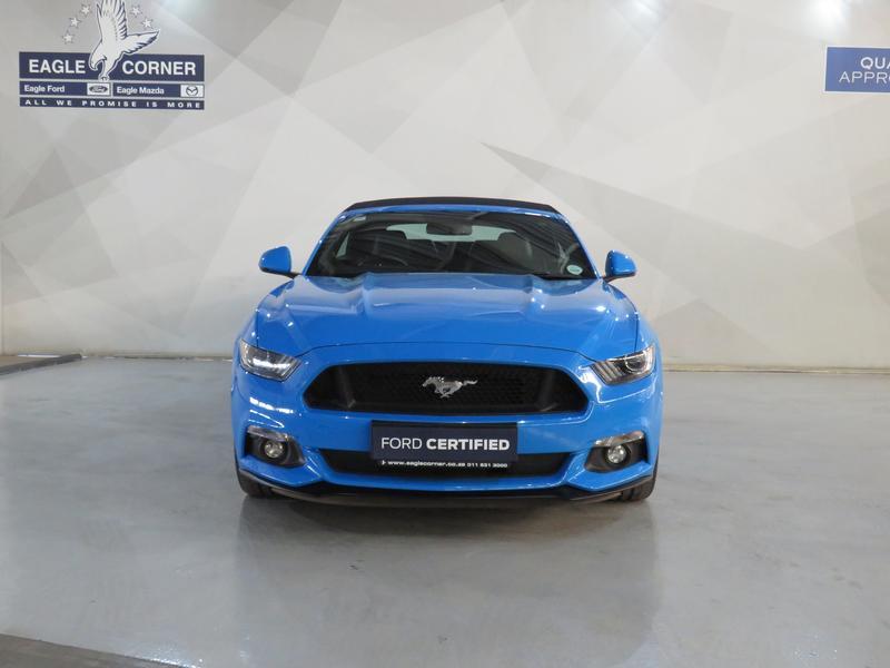 Ford Mustang 5.0 Gt Convertible At Image 17