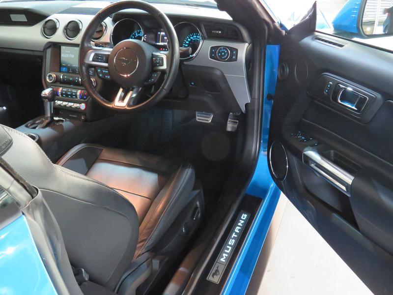 Ford Mustang 5.0 Gt Convertible At Image 7