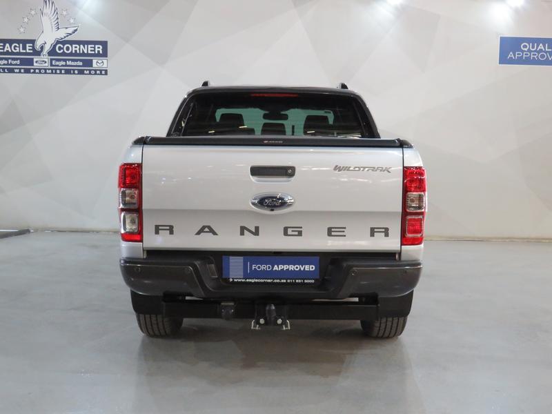 Ford Ranger 3.2 Tdci Wildtrak 4X4 D/cab At Image 18