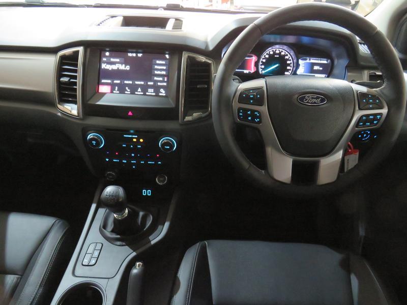 Ford Ranger 3.2 Tdci Fx4 4X2 D/cab Image 13