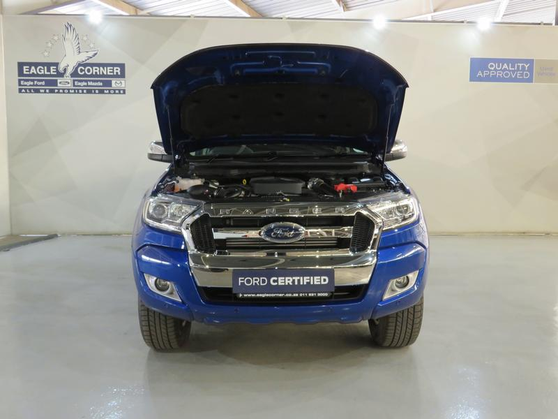 Ford Ranger 3.2 Tdci Fx4 4X2 D/cab Image 17