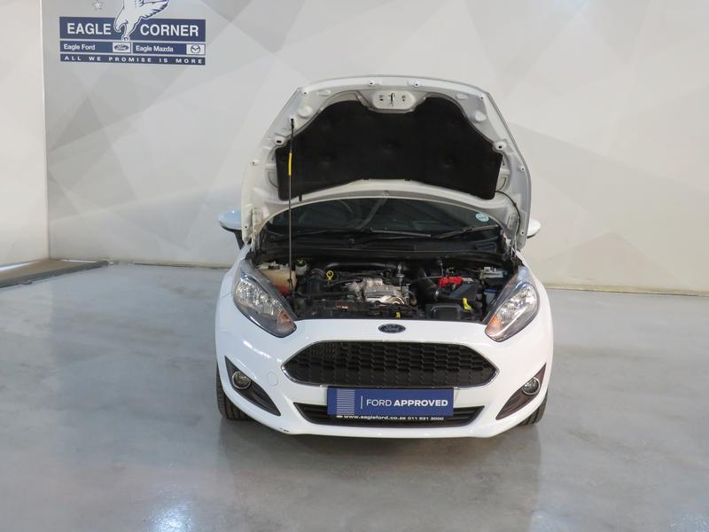 Ford Fiesta 1.0 Ecoboost Trend Image 17