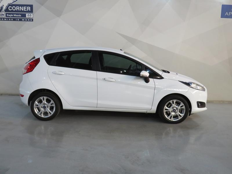 Ford Fiesta 1.0 Ecoboost Trend Image 2