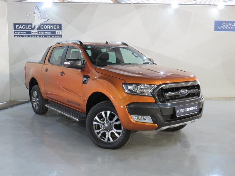 Ford Ranger 3.2 Tdci Wildtrak 4X4 D/cab At