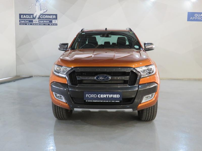 Ford Ranger 3.2 Tdci Wildtrak 4X4 D/cab At Image 16
