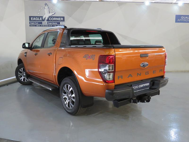 Ford Ranger 3.2 Tdci Wildtrak 4X4 D/cab At Image 20