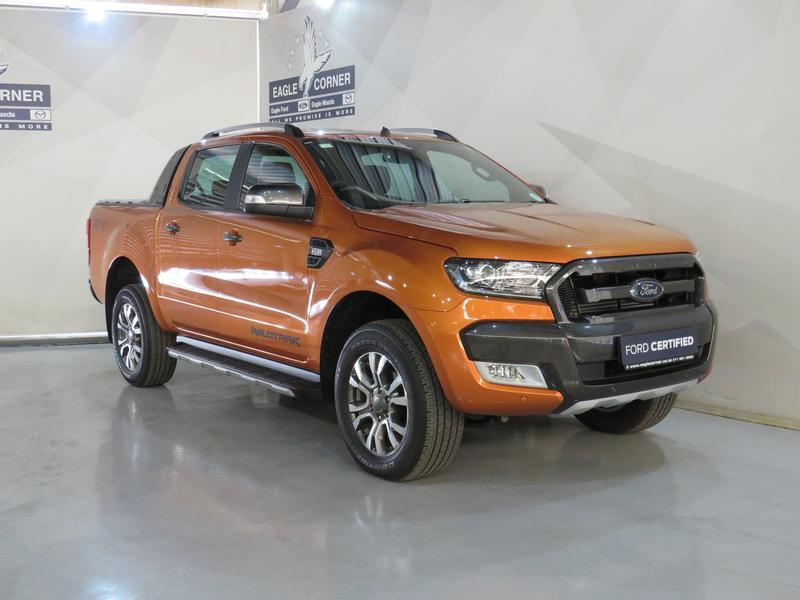Ford Ranger 3.2 Tdci Wildtrak 4X4 D/cab At Image 3