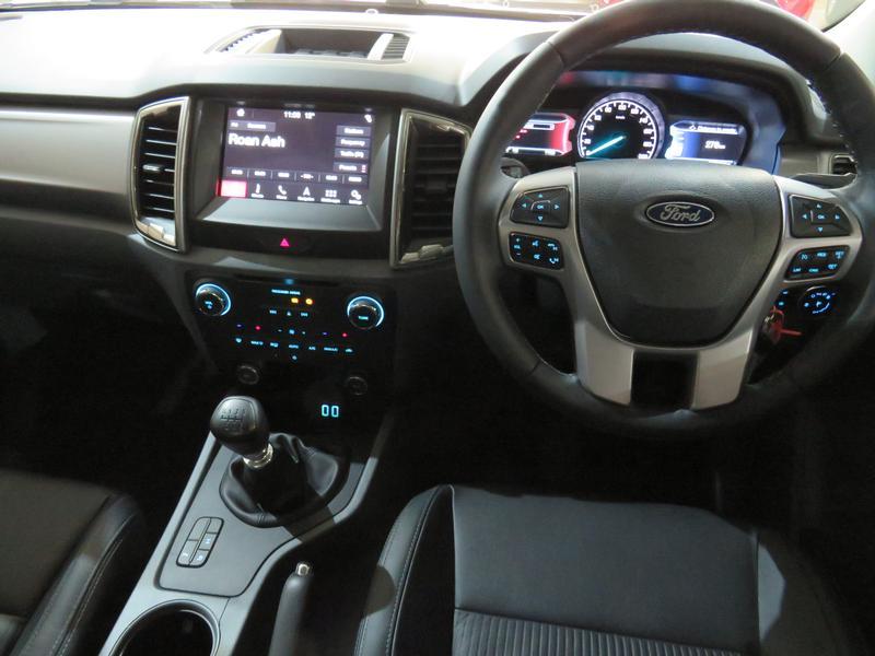 Ford Ranger 3.2 Tdci Xlt 4X2 D/cab Image 13