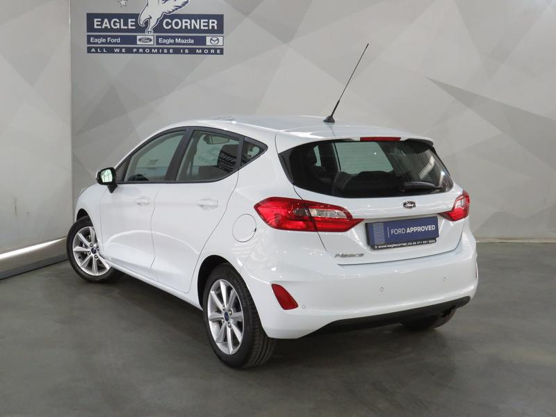 Ford Fiesta 1.0 Ecoboost Trend At Image 20