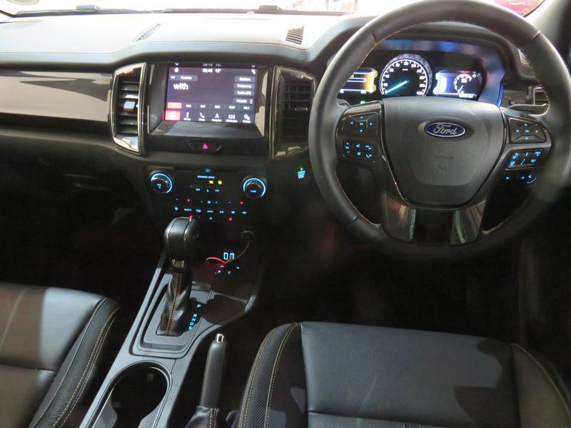Ford Ranger 2.0 BiT 4X2 D/cab Wildtrak At Image 13