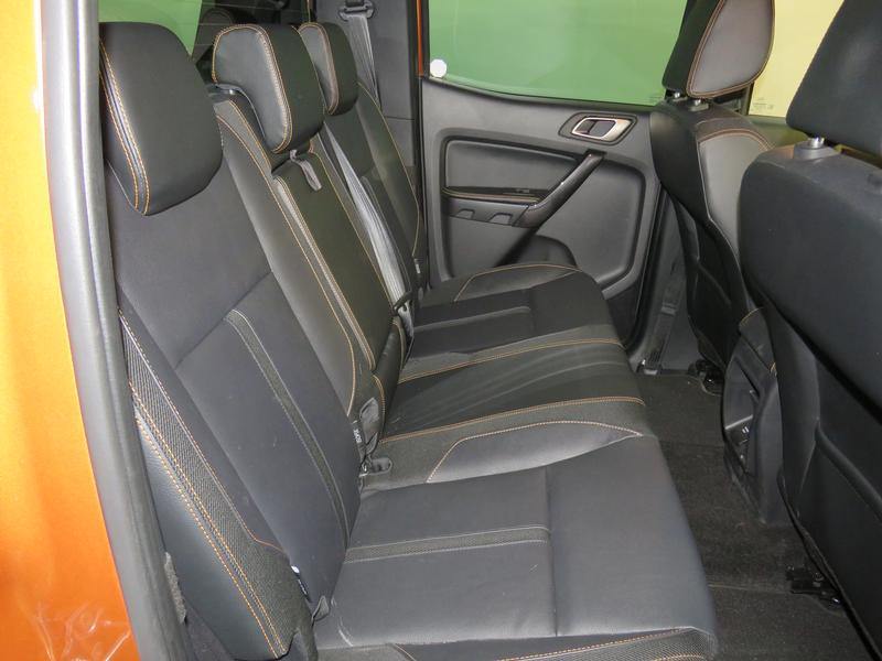 Ford Ranger 2.0 BiT 4X2 D/cab Wildtrak At Image 15