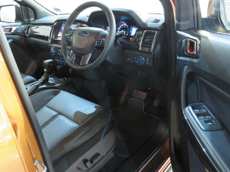 Ford Ranger 2.0 BiT 4X2 D/cab Wildtrak At Image 7