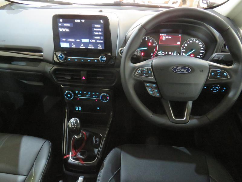 Ford Ecosport 1.0 Ecoboost Titanium Image 13