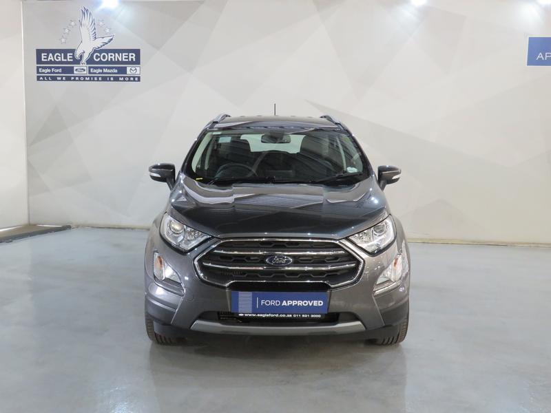 Ford Ecosport 1.0 Ecoboost Titanium Image 16
