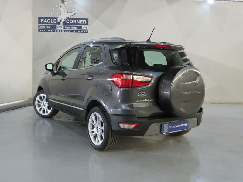 Ford Ecosport 1.0 Ecoboost Titanium Image 20