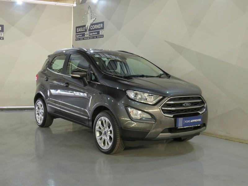 Ford Ecosport 1.0 Ecoboost Titanium Image 3