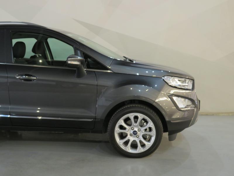 Ford Ecosport 1.0 Ecoboost Titanium Image 4