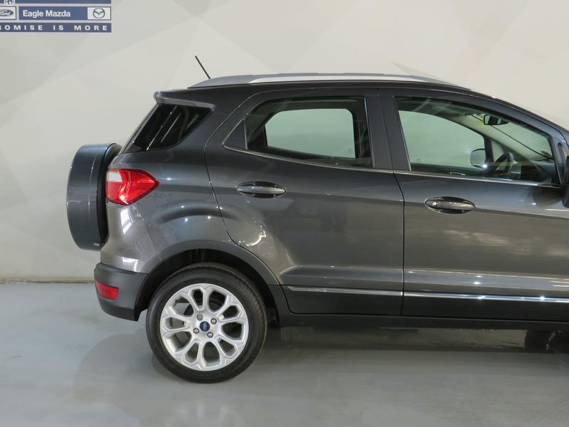 Ford Ecosport 1.0 Ecoboost Titanium Image 5