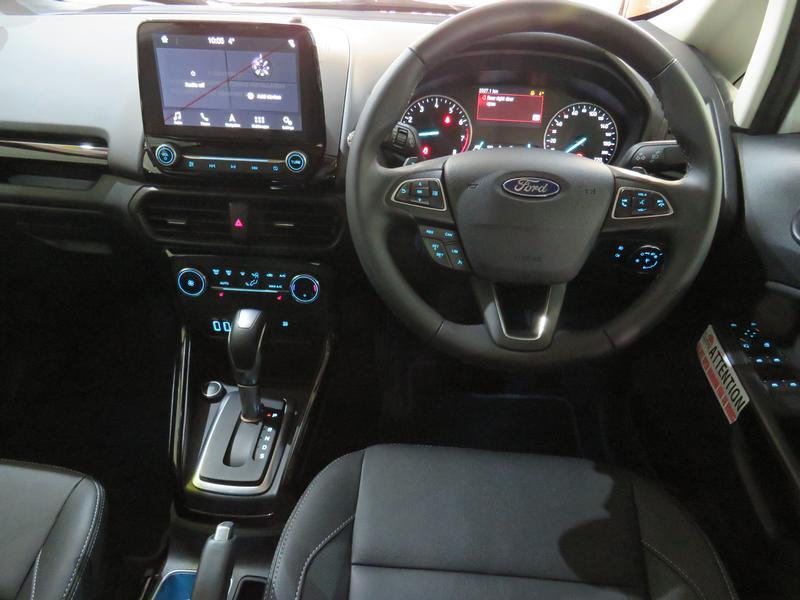 Ford Ecosport 1.0 Ecoboost Titanium At Image 13