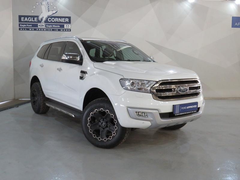 Ford Everest 3.2 Ltd 4X4 At