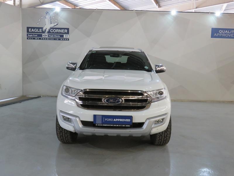 Ford Everest 3.2 Ltd 4X4 At Image 16