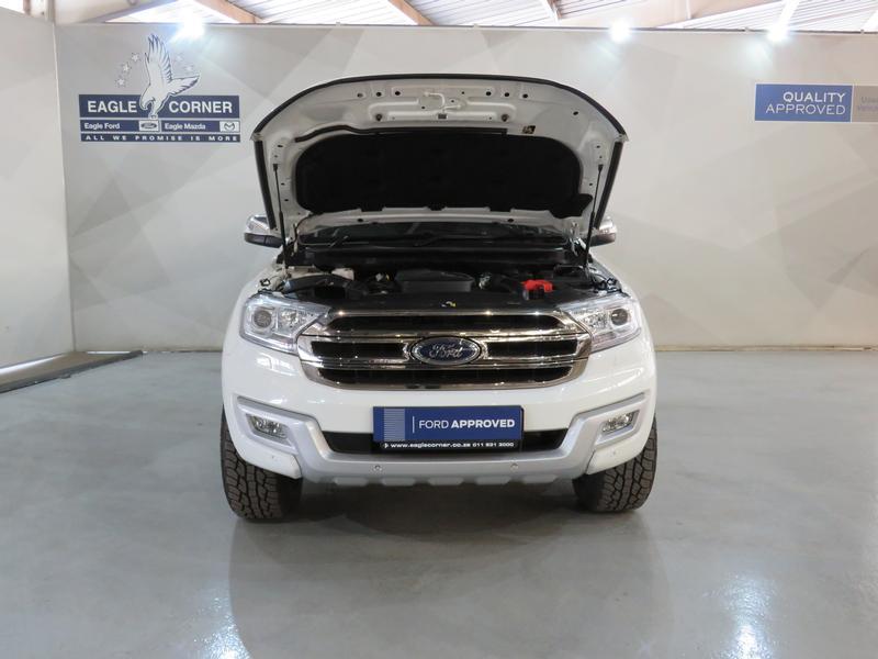 Ford Everest 3.2 Ltd 4X4 At Image 17