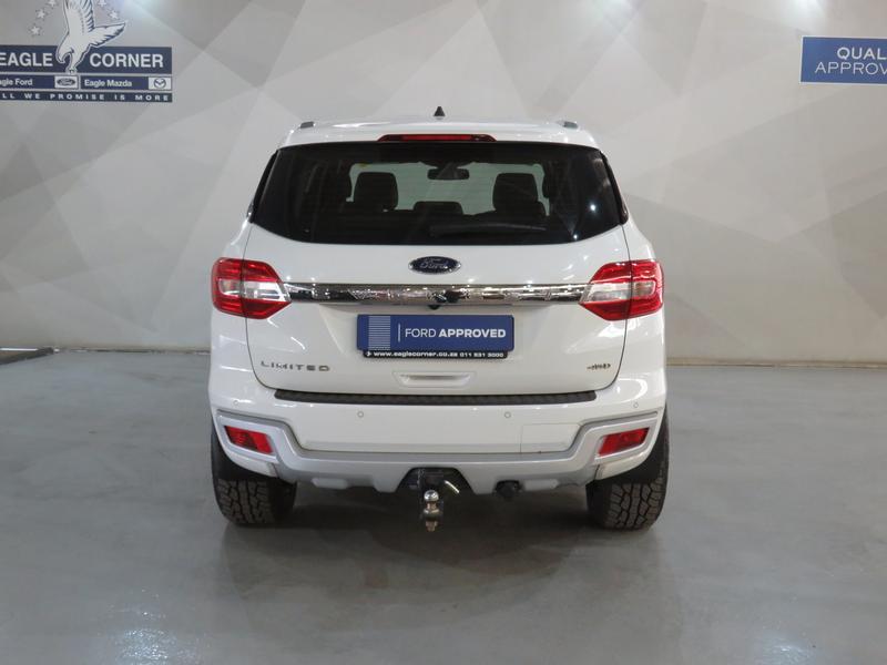 Ford Everest 3.2 Ltd 4X4 At Image 18