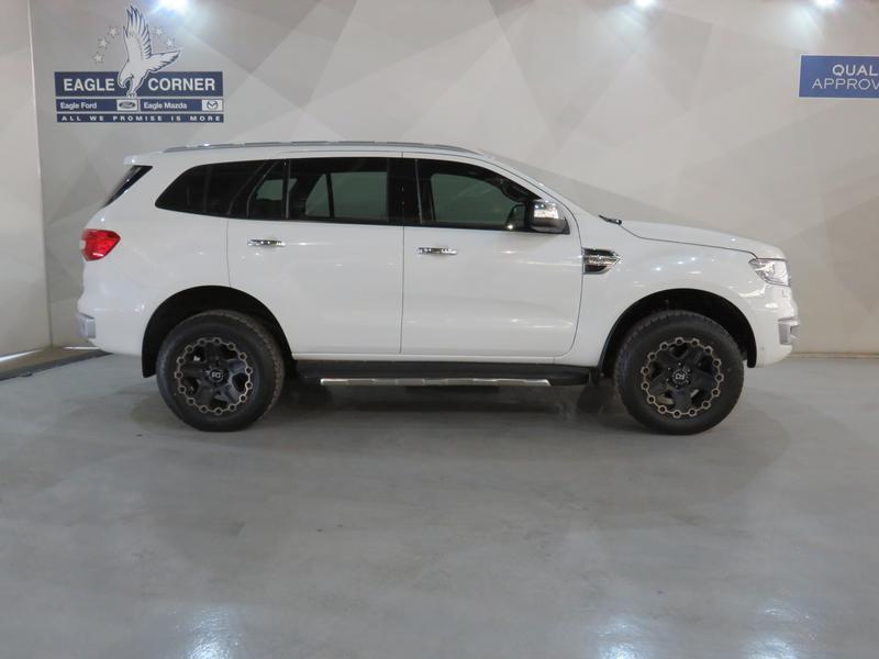 Ford Everest 3.2 Ltd 4X4 At Image 2