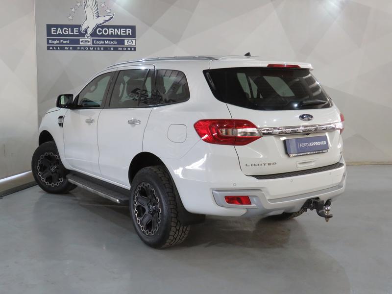 Ford Everest 3.2 Ltd 4X4 At Image 20