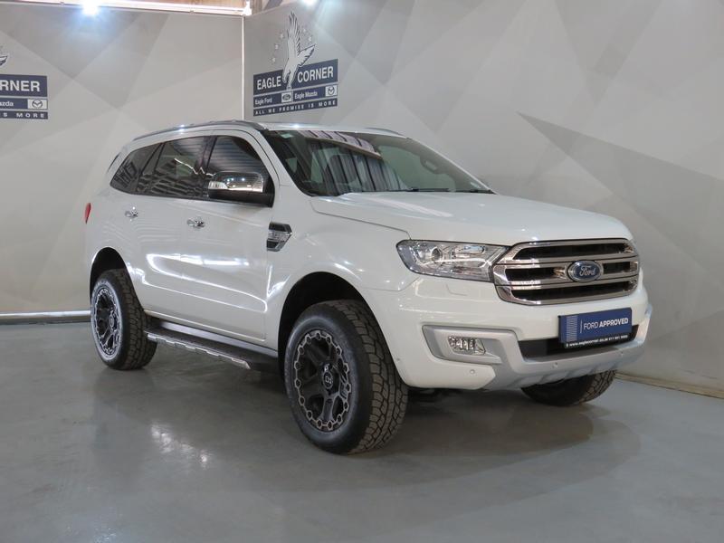 Ford Everest 3.2 Ltd 4X4 At Image 3