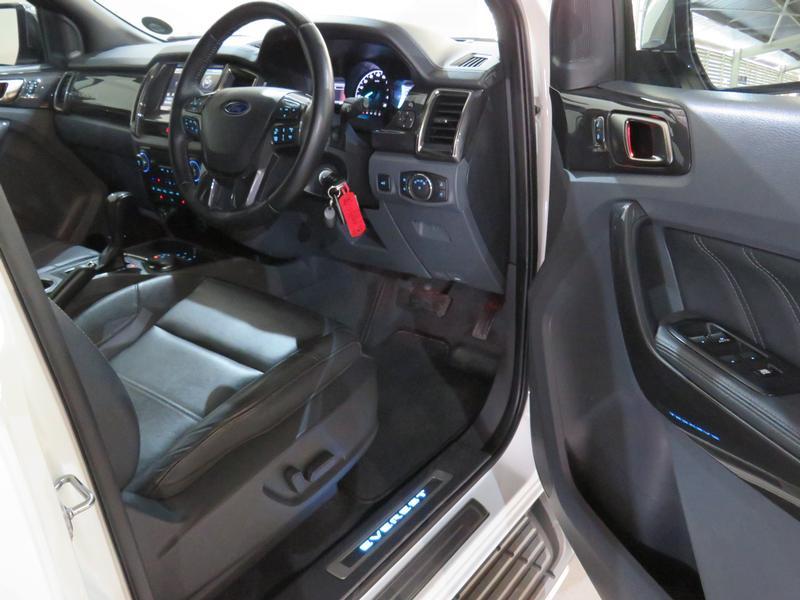 Ford Everest 3.2 Ltd 4X4 At Image 7