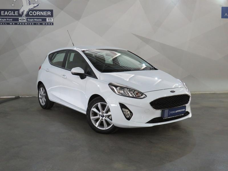 Ford Fiesta 1.0 Ecoboost Trend At