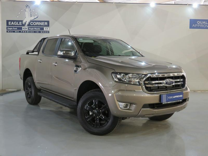 Ford Ranger My19 2.0 Turbo Xlt 4X2 D/cab At