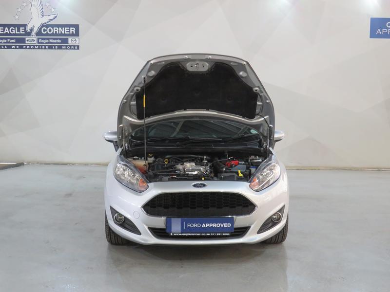 Ford Fiesta 1.0 Ecoboost Trend Esp Image 17