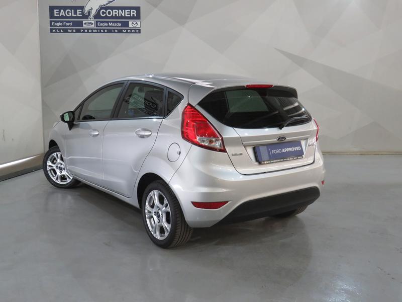 Ford Fiesta 1.0 Ecoboost Trend Esp Image 20