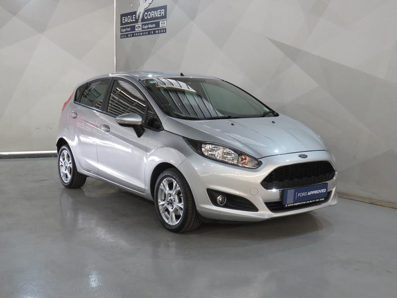Ford Fiesta 1.0 Ecoboost Trend Esp Image 3