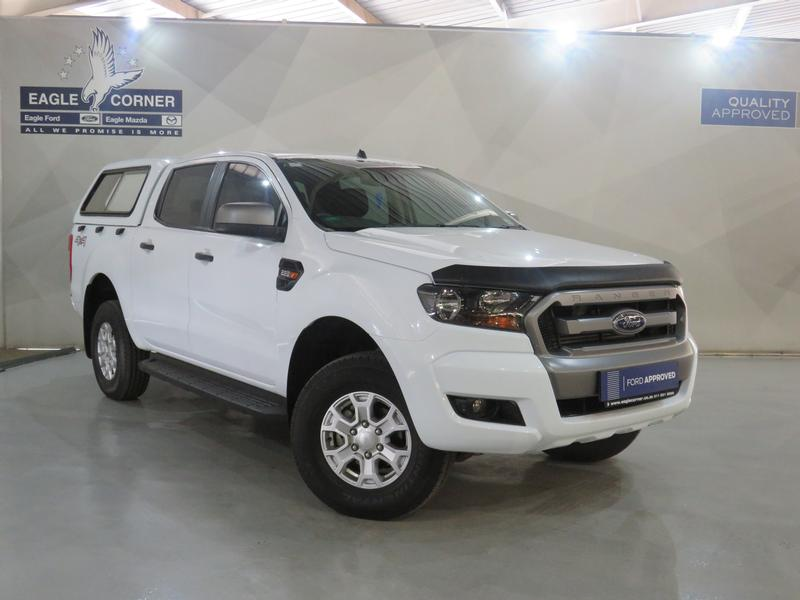 Ford Ranger My15 2.2 TDCi 4×4 XLS D/Cab 6AT