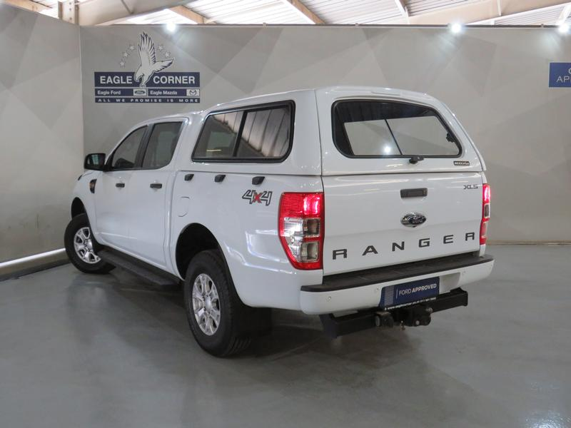 Ford Ranger My15 2.2 TDCi 4×4 XLS D/Cab 6AT Image 20