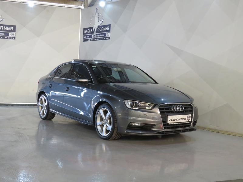 Audi A3 Sedan 1.4 Tfsi Se Image 3