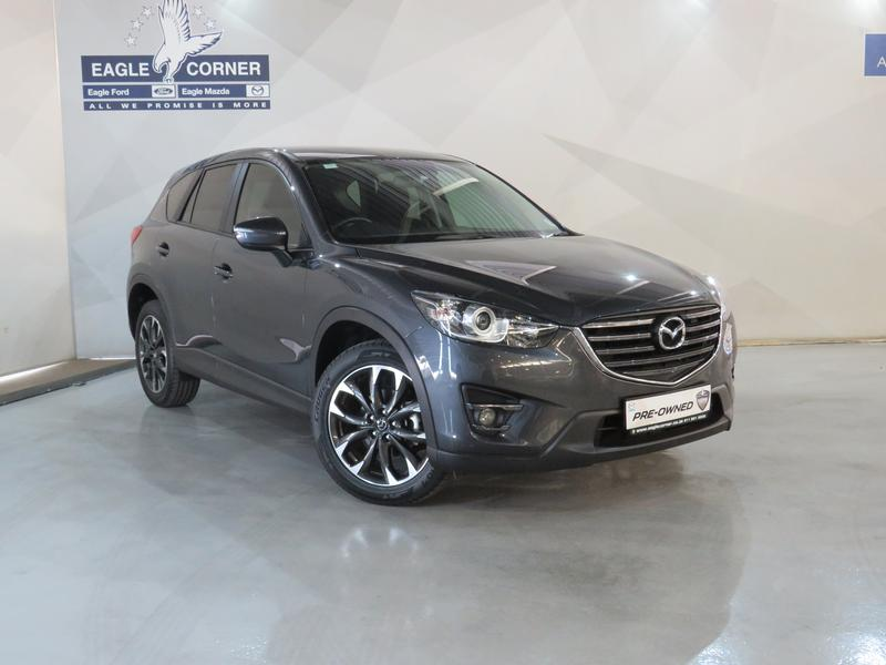 Mazda Cx-5 My15 2.0 Dynamic 4X2