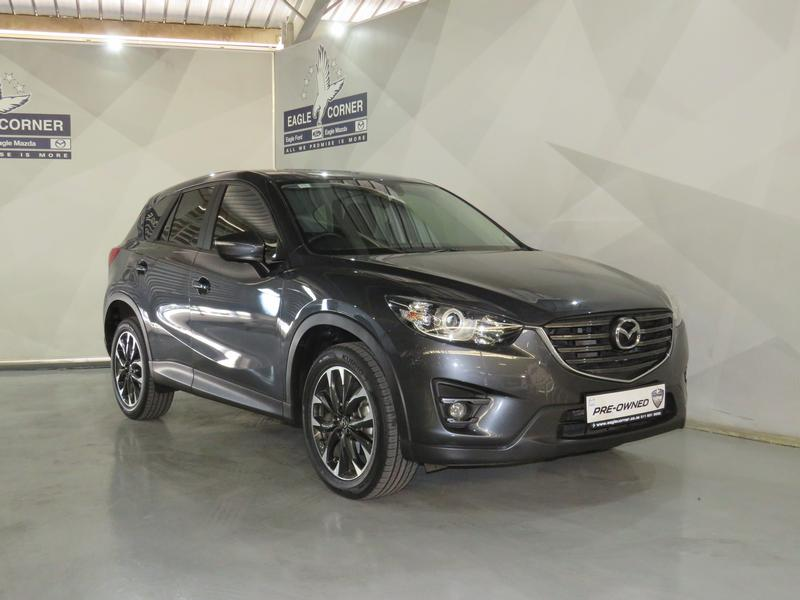 Mazda Cx-5 My15 2.0 Dynamic 4X2 Image 3