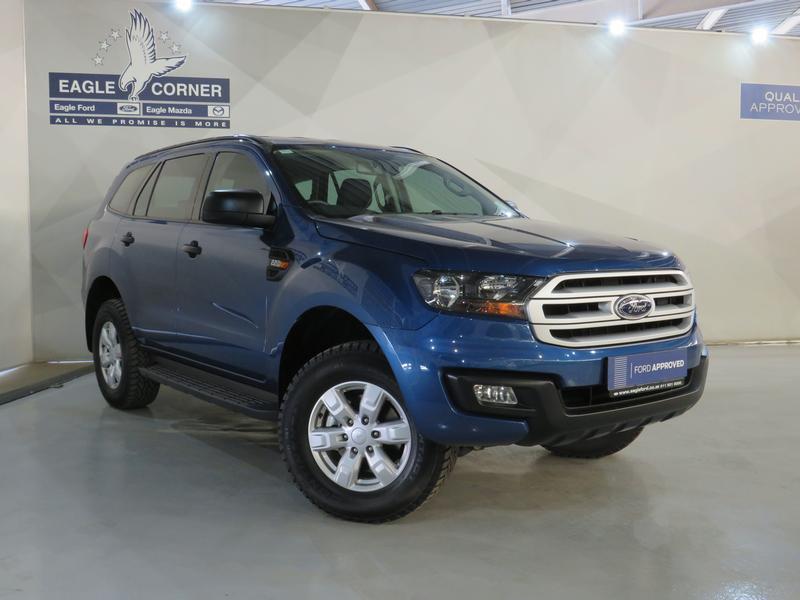 Ford Everest 2.2 Tdci Xls 4X4