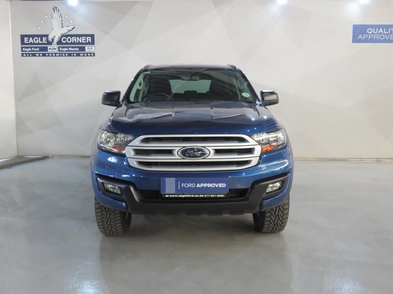 Ford Everest 2.2 Tdci Xls 4X4 Image 16