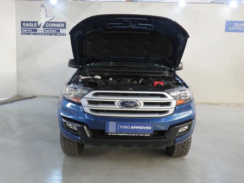 Ford Everest 2.2 Tdci Xls 4X4 Image 17