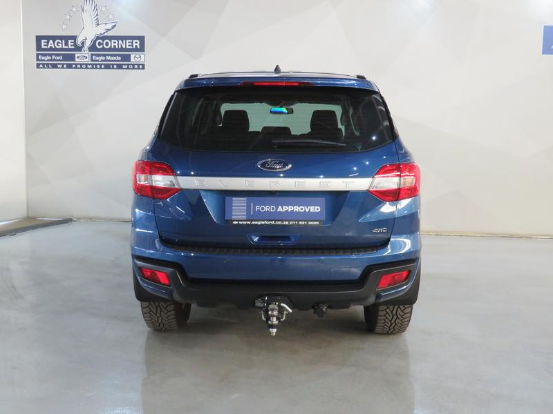 Ford Everest 2.2 Tdci Xls 4X4 Image 18