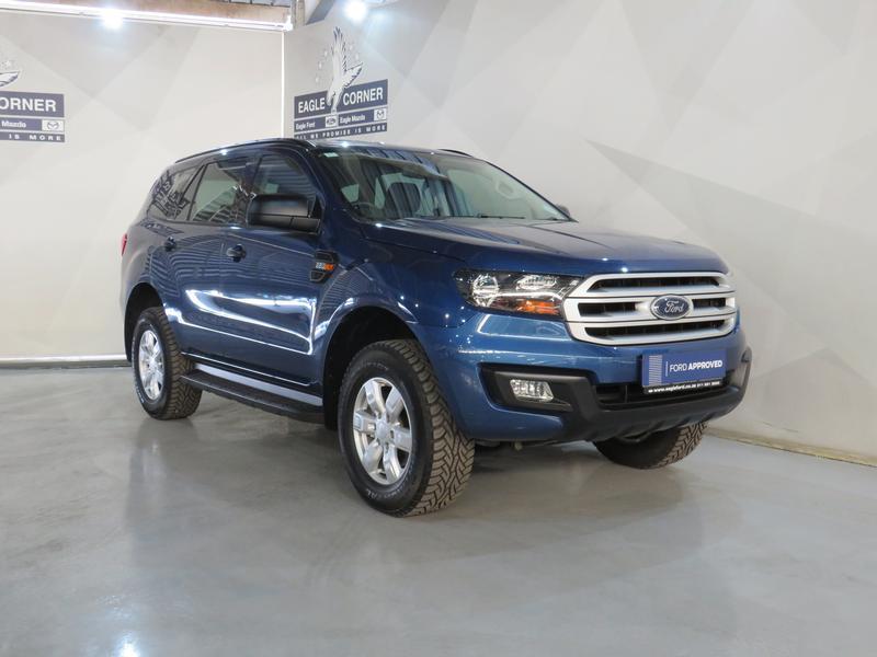 Ford Everest 2.2 Tdci Xls 4X4 Image 3
