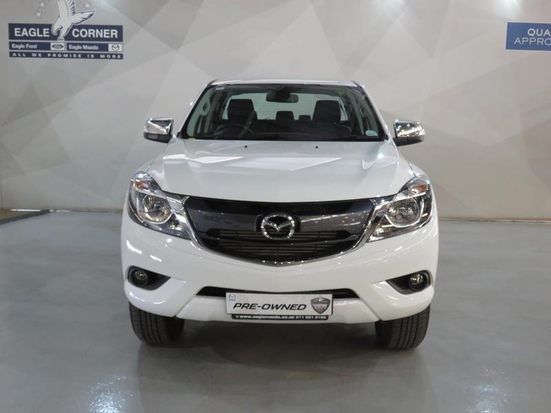 Mazda BT-50 2.2 Hr D/cab Sle 4X2 At (lrd) Image 16