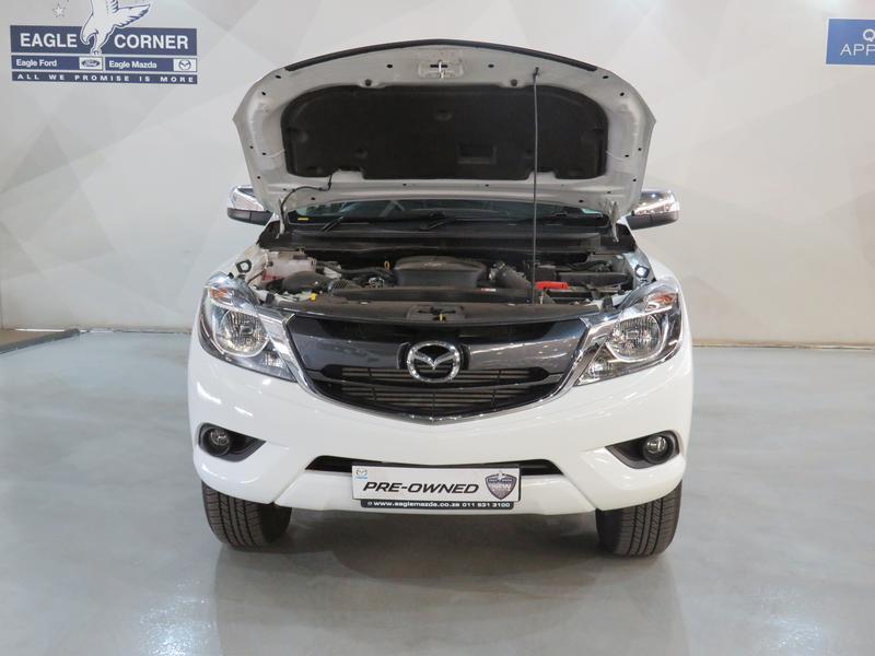 Mazda BT-50 2.2 Hr D/cab Sle 4X2 At (lrd) Image 17